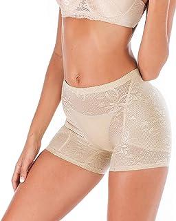 DODOING Womens Butt Lifter Padded Panties Hip Enhancer Tummy Control Underwear Shapewear Body Shaper