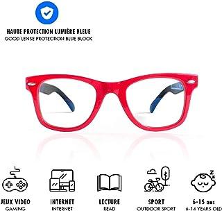 a5ab14f122 LUSEE KIDS gamme Enfant - Lunettes Anti Lumière Bleue pour ENFANT -  Protégez vos Yeux des