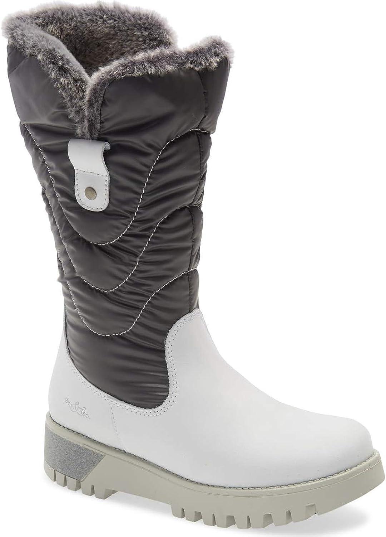 Bos. & Co. Women's Astrid Wool Lined Waterproof Boot