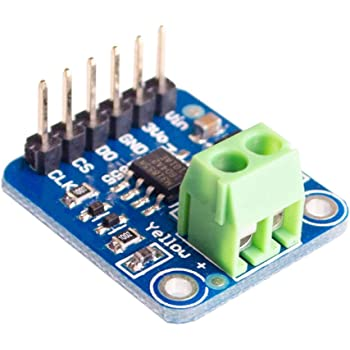 thermocouple type K Capteur de temp/érature pour Arduino Raspberry Pi Haljia module Max6675