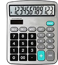 $25 » Multifunction Office Calculator Study Scientific Calculators Solar Dual Power Supply Standard Function Electronics Calcula...