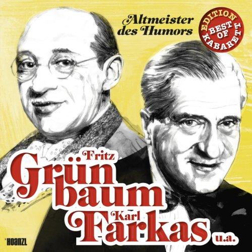 Fritz Grünbaum, Karl Farkas u.a. Titelbild