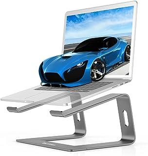 BoYata stojak na laptopa: Zdejmowany z wentylacją, przenośny stojak na notebooka kompatybilny z laptopem (10 cali ~ 15,9 c...