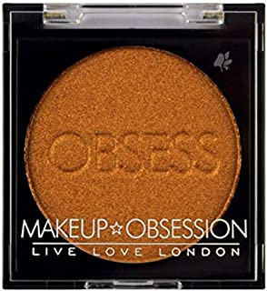 Makeup Obsession Eyeshadow, E166 Gold Coast, 2g