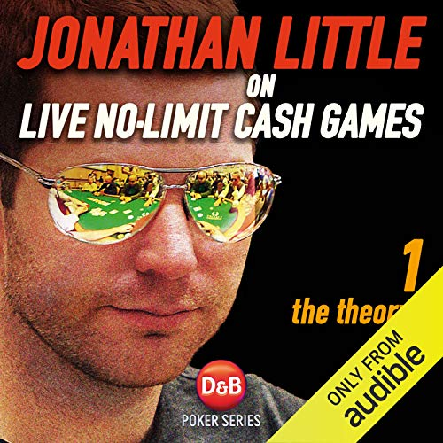 Couverture de Jonathan Little on Live No-Limit Cash Games, Volume 1