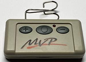 Allstar MVP Quickcode 3 Button Garage Remote 318mhz 190-110925