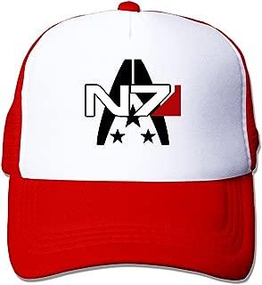 Mass Effect Alliance N7 Mesh Cap Trucker Hat