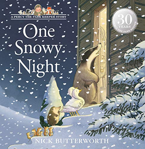 One Snowy Night (Percy the Park Keeper)