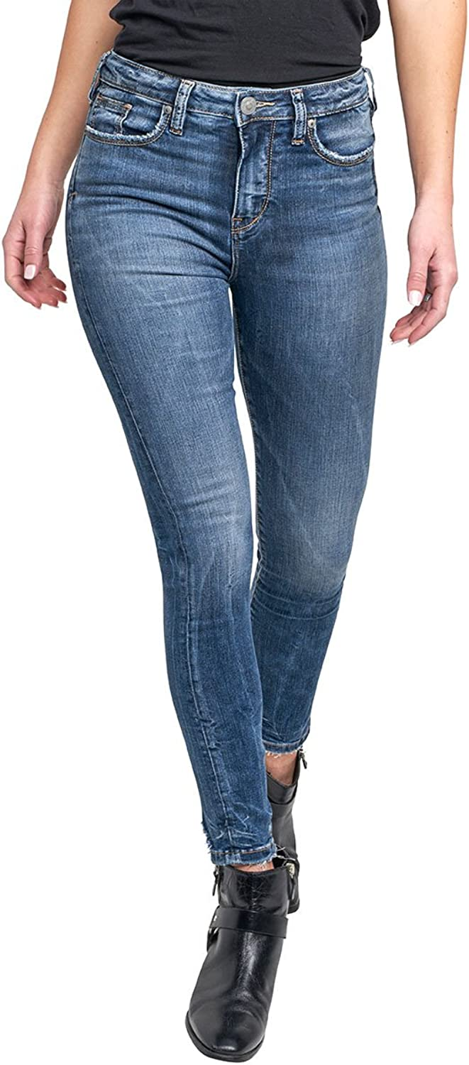 Silver Jeans Womens Standard Robson