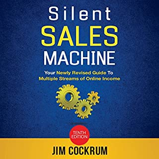Silent Sales Machine 10.0 audiobook cover art