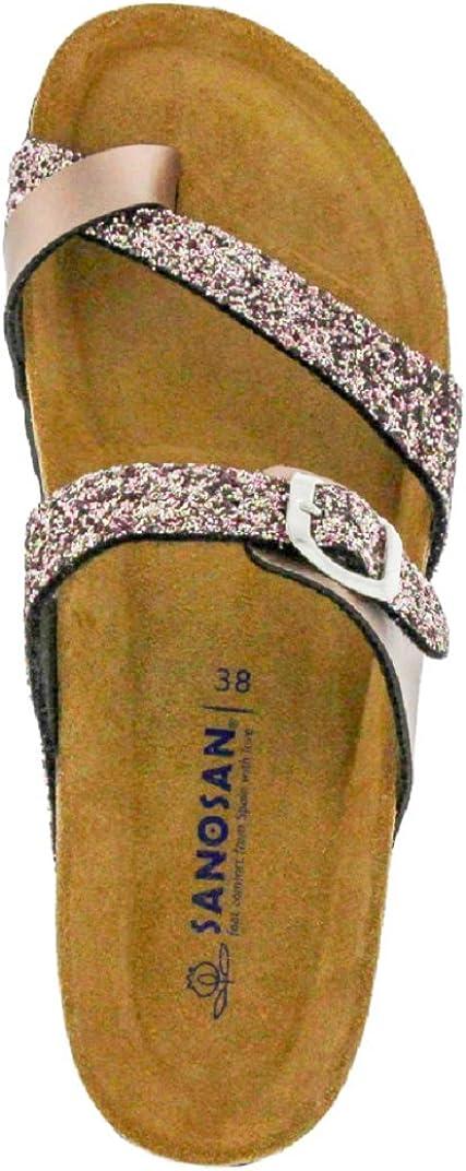 Sanosan Women's Reese Slide Sandal
