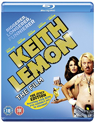 Keith Lemon: The Film (2012) [ NON-USA FORMAT, Blu-Ray, Reg.B Import - United Kingdom ]
