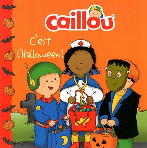 Caillou : C'est l'Halloween !