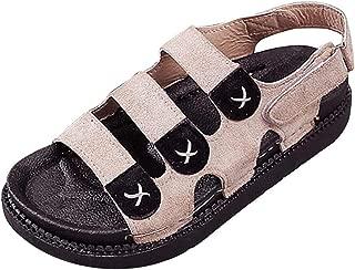 : OHQ Sandales Chaussures : Chaussures et Sacs