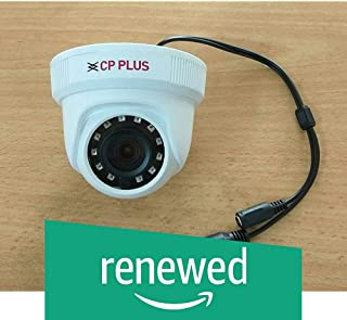 (Renewed) CP Plus Astra Uni+ Astra HD IR Dome Camera 2.4 Megapixel, 20Mtr, Night Vision, CP-GTC-D24L2-V3