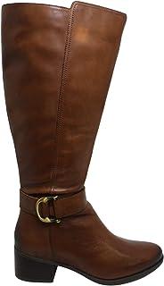 حذاء طويل الرقبة حتى الركبة للنساء من ناتشيراليزر
