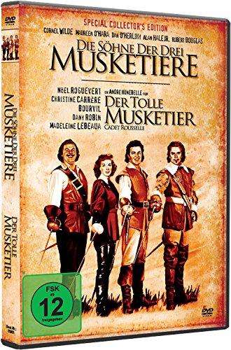Die Söhne der drei Musketiere/Der tolle Musketier (Special Collectors Edition) [Special Collector's Edition]