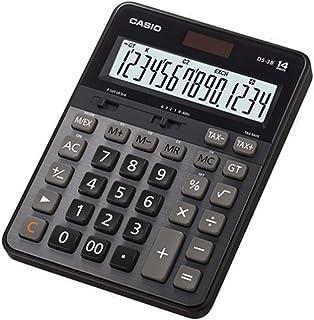 ألة حاسبة من كاسيو DS-3B، رمادي