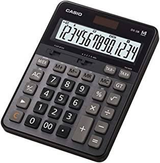 Casio DS-3B Calculator, Gray