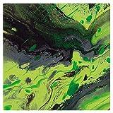 Marabu 12320016885 – Pouring Fluid Acrylmedium, Dünnflüssiges Medium für Gießanwendungen und Fließtechniken, verbessert die Verlaufseigenschaften von Acrylfarben, nicht vergilbend, 750 ml - 10