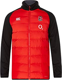 CCC England 2017/18 thermoreg hybrid jacket [fiery red]