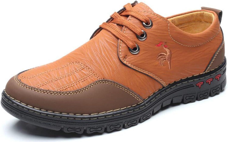 GTYMFH Herbst Schuhe Outdoor Freizeitschuhe Mnner Hand Stich Wild Wanderschuhe Herrenschuhe