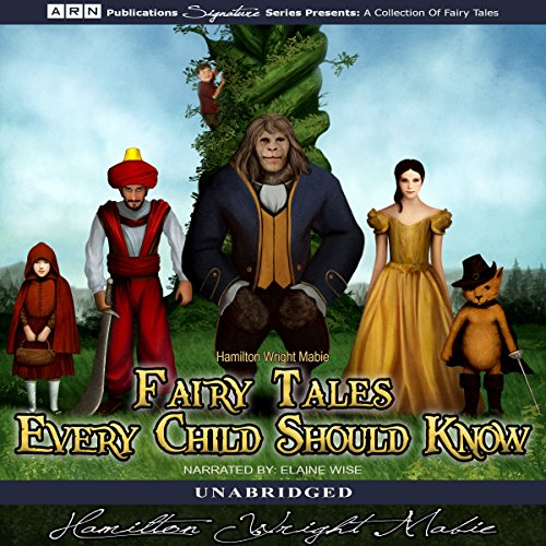 Fairy Tales Every Child Should Know audiobook cover art