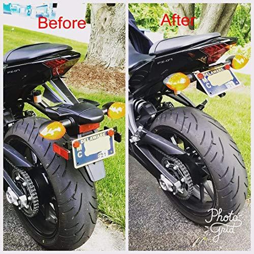 Fender Eliminator Tail Tidy For Yamaha FZ 07 MT 07 2014 2015 2016 2017 2018 2019
