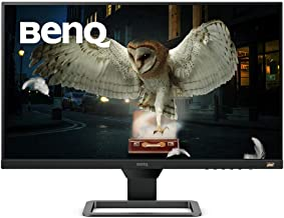 "BenQ EW2780 27"" Eye-Care, Entertainment and Gaming Monitor, HDR, IPS, Edge to Edge Slim Bezel, FreeSync, 75Hz, Brightness ..."