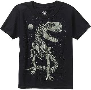 glow in the dark t rex skeleton