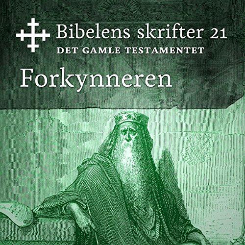 Forkynneren audiobook cover art