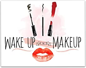 Best wake up and make up sign Reviews