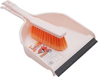 Gala Dustgo Floor Broom Set With A Dustpan (Color May Vary)