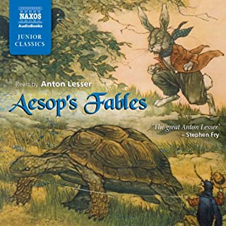 Aesop's Fables Titelbild
