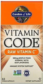 Garden of Life Vitamin Code RAW Vitamin-C - 60 Vegan Capsules