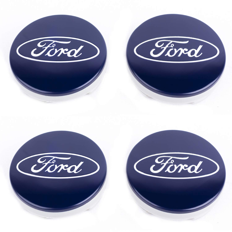 1429118 Blue Ford New Genuine 54mm Alloy Wheel Centre Cap
