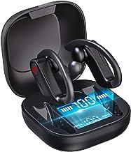 Wireless Earbuds, Boytond Bluetooth 5.0 in-Ear Headphones CVC8.0 Noise Cancelling Earphones with Mic[Pure & Deep Bass Soun...