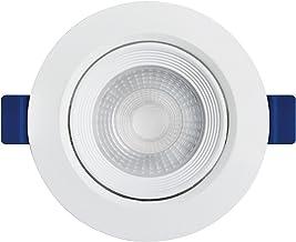 SPOT LED ECO 3000K Redondo, 100-240V, Não Dimerizável, Black+Decker, BDS2-0350-01, 5W