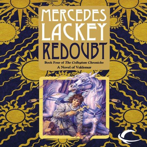Redoubt audiobook cover art