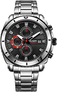 Megir Gents Wrist Watch