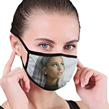 Davisry Unisex Dust Mask Aria-na-Gran-de Reusable Earloop Face Mouth Cover