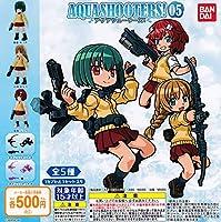 AQUA SHOOTERS! 05 (アクアシューターズ! 05) [全5種セット(フルコンプ)] ガチャガチャ カプセルトイ