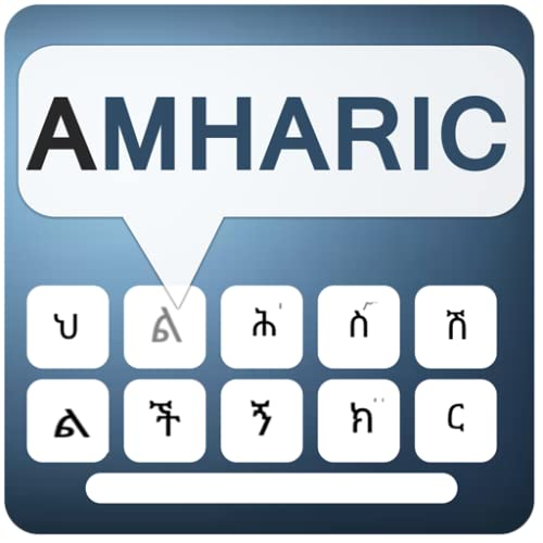 Amharic keyboard for Amharic typing