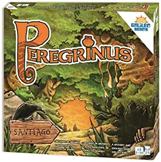 Peregrinus *Misterio en el Camino de Santiago*: Amazon.es ...