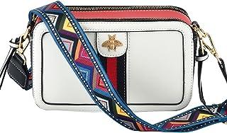 Beatfull Fashion Handtaschen für Damen, PU-Leder, Umhängetasche mit Biene