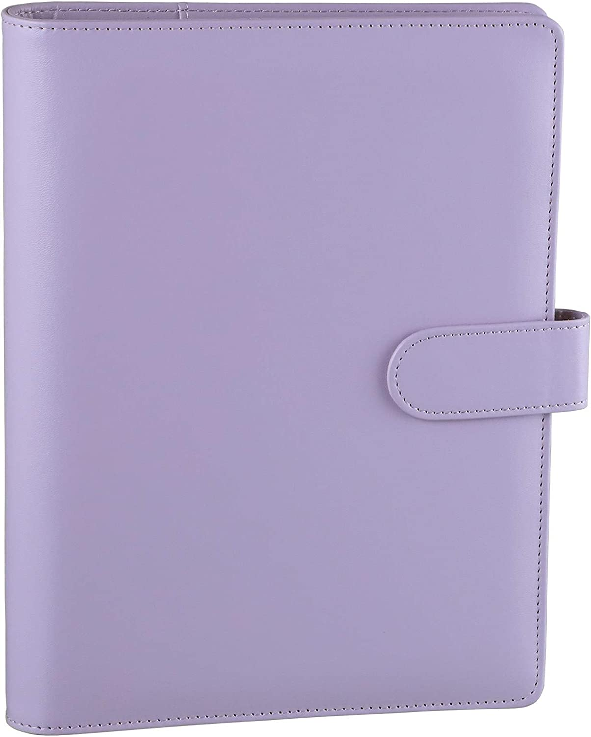 OFFicial site Antner A5 PU Leather Limited time cheap sale Binder 6-Ring for Notebook Cover