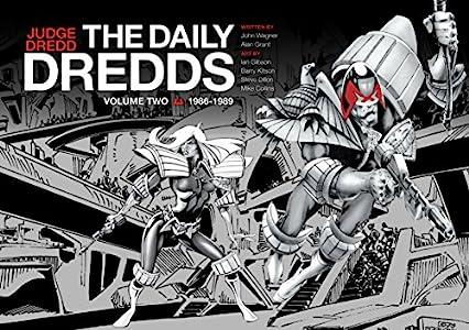 Judge Dredd: The Daily Dredds Vol 2