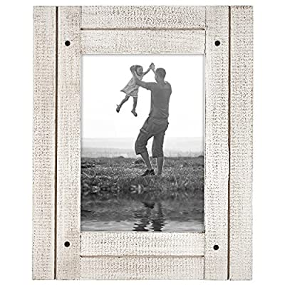 Americanflat Distressed Wood Frame - Single