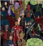 Springs Creative Marvel Avengers Infinity War