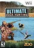 Ultimate Duck Hunting - Nintendo Wii by Zoo Games